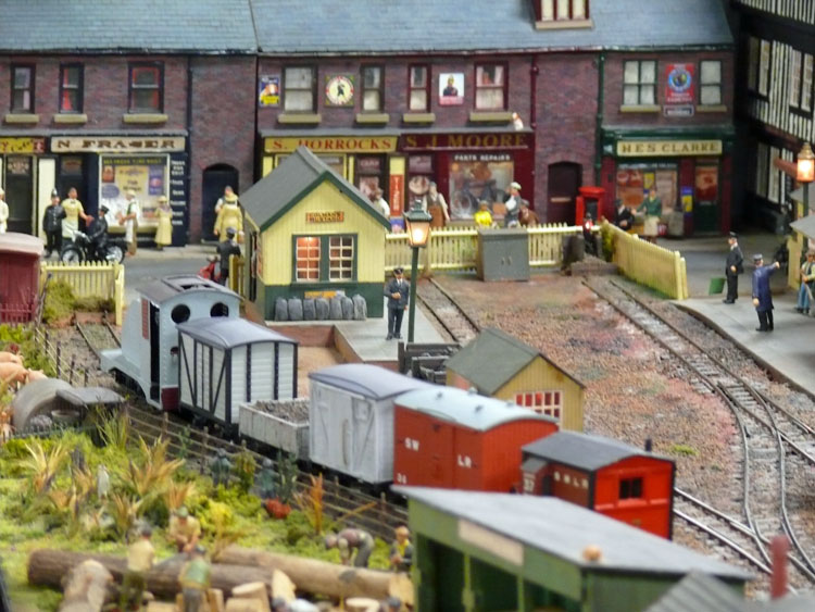 blakecaster at warley national exhibition 2018 \u2013 stafford railway circleblakecaster, owned by an src member, will be at the warley national model railway exhibition in 2018