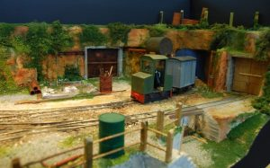 The Old Works   Stafford Railway Circle